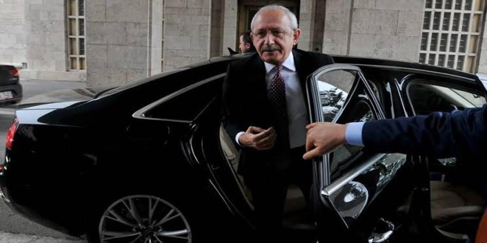 Kılıçdaroğlu'ndan 3. makam aracı talebi