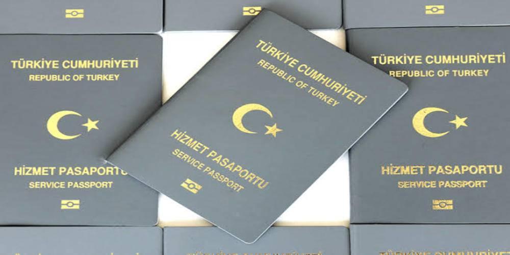 Gri pasaport şebekesine operasyon: 6 gözaltı