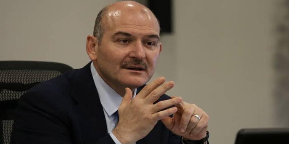 İçişleri Bakanı Soylu'dan CHP'ye İstanbul Sözleşmesi tepkisi