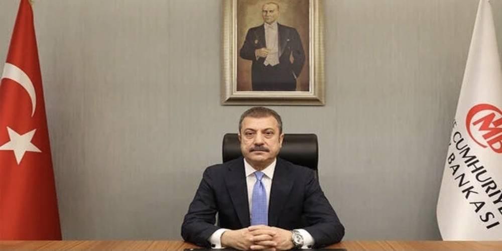 TCMB Başkanı Kavcıoğlu'ndan 128 milyar dolar açıklaması