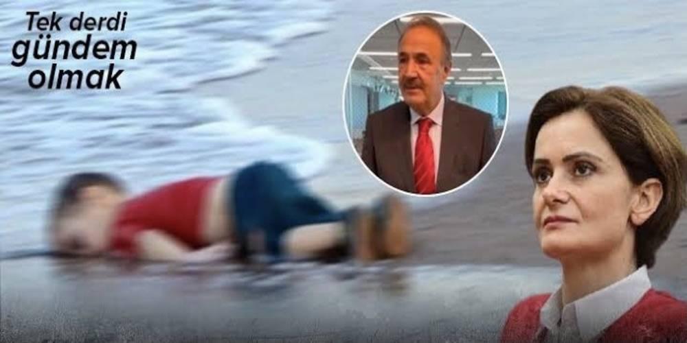 CHP'li Mehmet Sevigen'den Canan Kaftancıoğlu'nun çirkin paylaşımına tepki: Allah akıl fikir değil vicdan versin