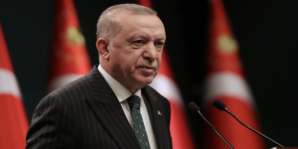 """Cumhurbaşkanı Erdoğan: """"Ramazan ayının ilk iki haftasında tedbirleri biraz daha sıkılaştırarak kısmi kapanma uygulamasına geçiyoruz."""""""