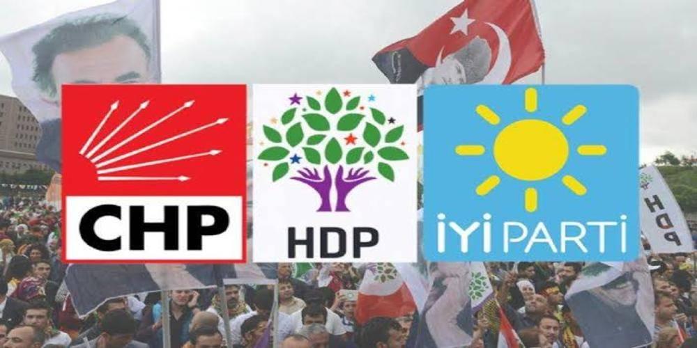 CHP ve İYİ Parti'nin dostları 'soykırım' dedi