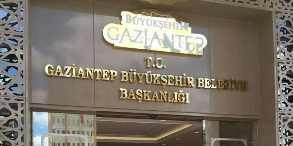 Gaziantep Büyükşehir Belediyesinden, 'hizmet pasaportuyla yurt dışına gidenlerin dönmediği' iddialarına yalanlama