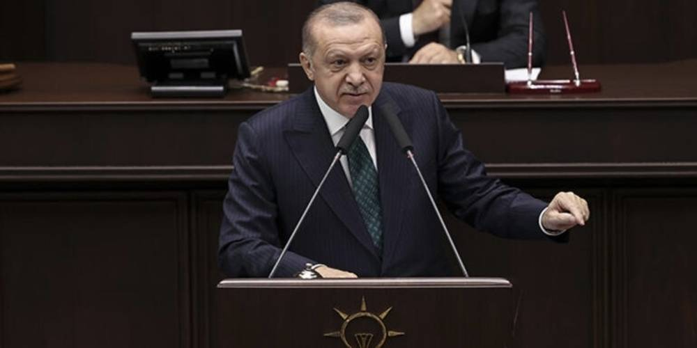 Cumhurbaşkanı Erdoğan: Emekli generallerin merkezinde CHP var, bildiri buram buram darbe kokuyor