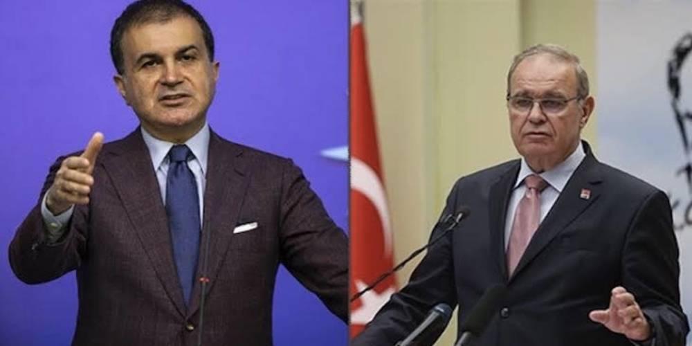 AK Parti Sözcüsü Çelik CHP'nin 'darbe' sicilini açtı