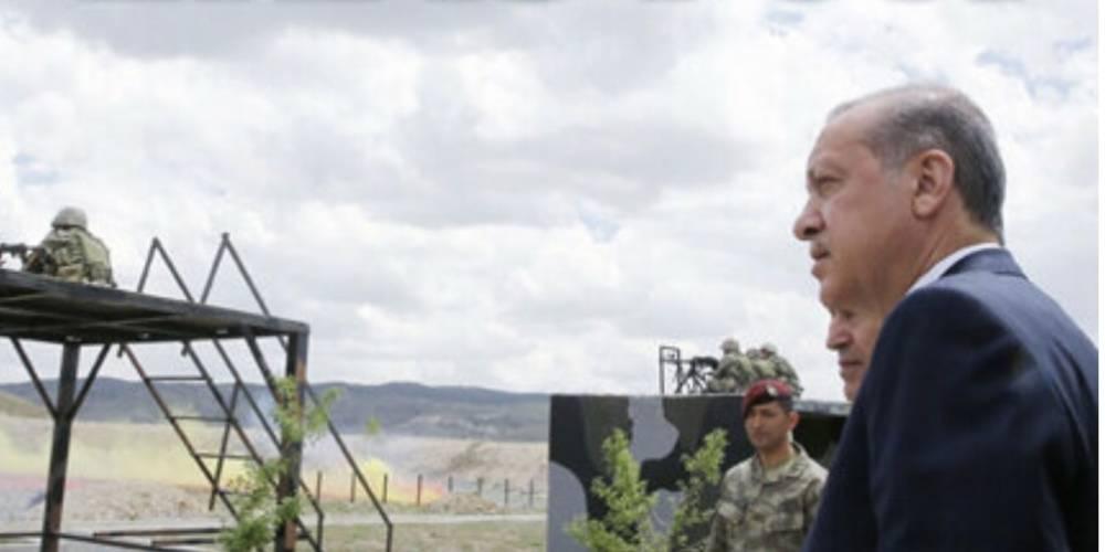 Bloomberg: Türkiye Biden'in 'soykırım' çıkışına karşı PYD'ye operasyon düzenleyebilir