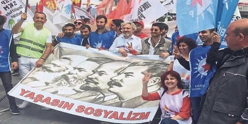 CHP'li Soyer'in torpillileri HDK yönetiminde