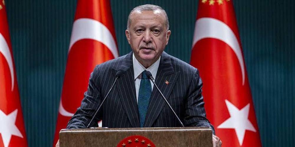 """Cumhurbaşkanı Erdoğan: """"Şu anda elimizde aşımız var, yeteri derecede var."""""""