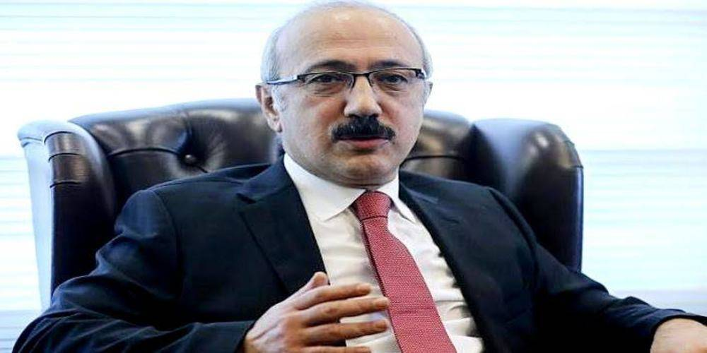 Bakan Elvan'dan Merkez Bankası 128 milyar dolar açıklaması