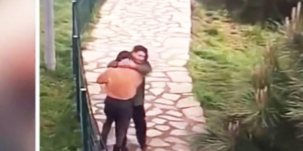 Cihangir'de elindeki bıçakla kadına saldırıp taciz eden şahıs yakalandı