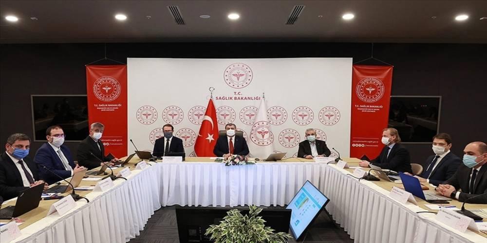 """""""İstanbul'da vaka sayılarında yaklaşık yüzde 20 düşüş oldu"""""""