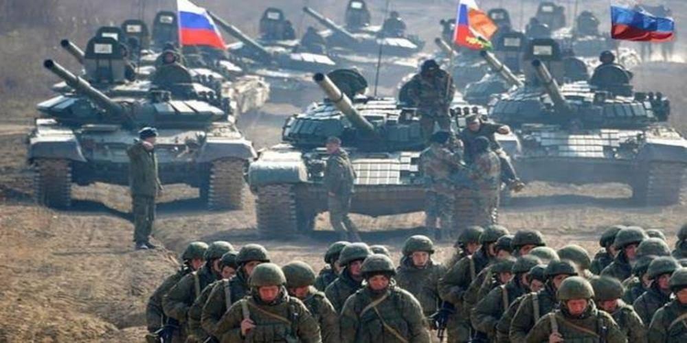 Rusya 2 askeri ve 3 hava indirme birliğini sınıra konuşlandırdı