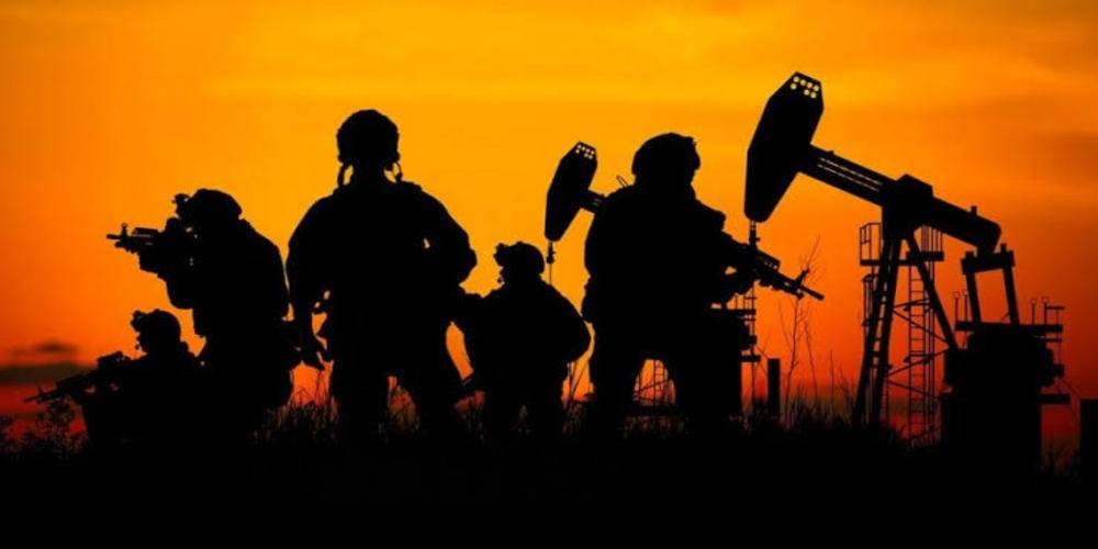 Dışişleri Bakanlığı'ndan ABD'nin PKK ile korsan petrol anlaşmasına sert tepki: Asla kabul edilemez