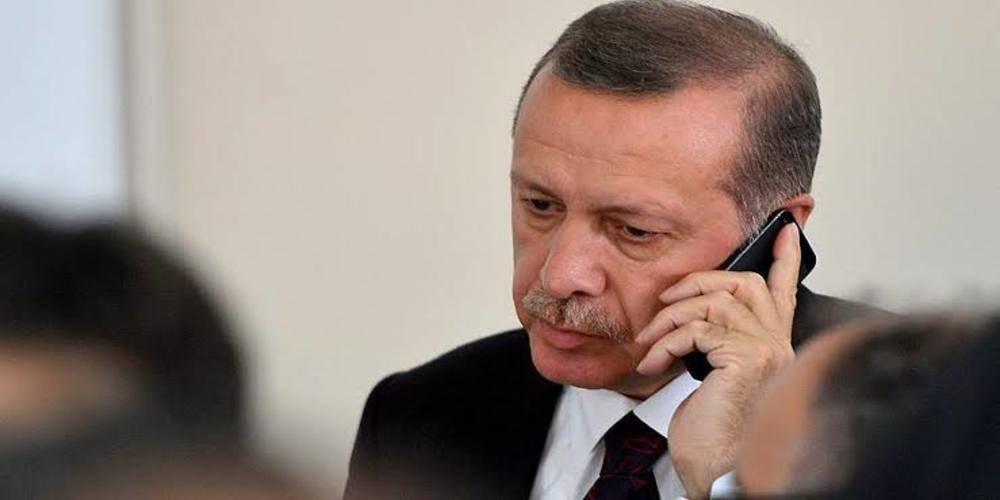 Cumhurbaşkanı Erdoğan'dan #Giresun için talimat