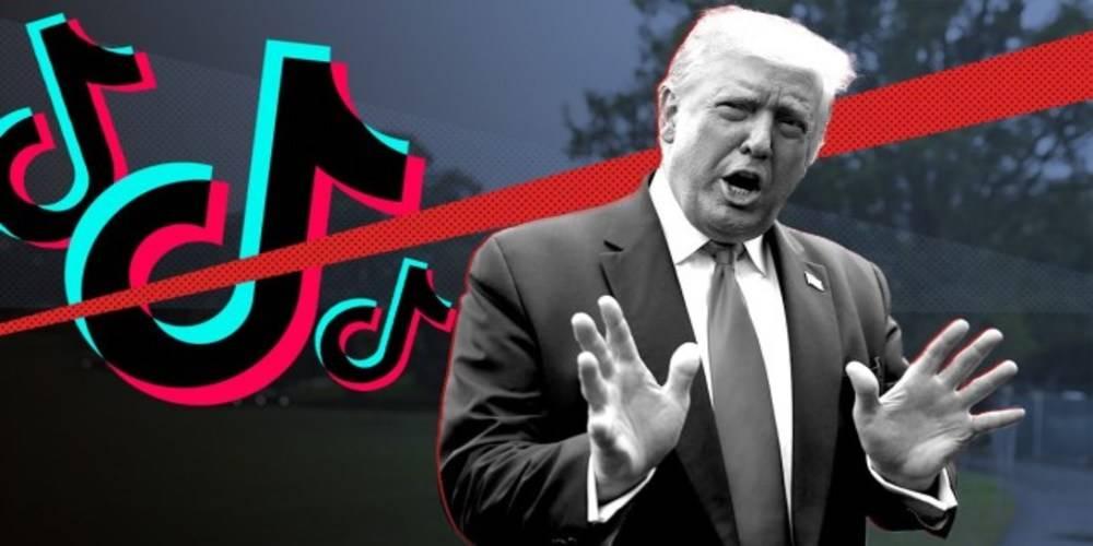 Trump için öncelik menfaatleri! TikTok'a anlaşma için 45 gün süre verdi