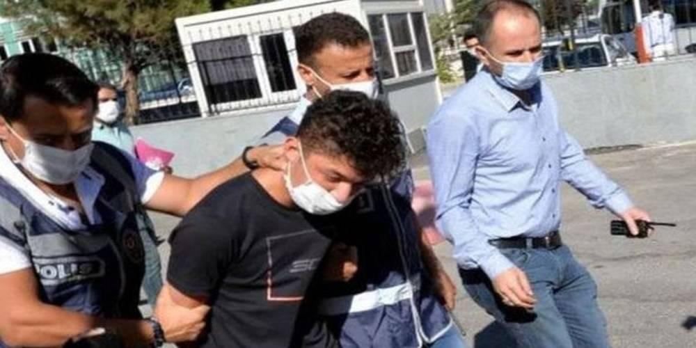 #DuyguDelen'in 4'üncü kattan düşerek yaşamını yitirdiği evin sahibi Mehmet Kaplan tutuklandı
