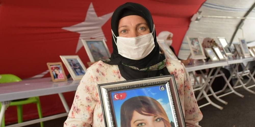Diyarbakır annesi Arslan: Kızımı kandırıp götürdüler, HDP'den istiyorum