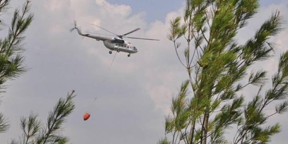 Bakan duyurdu! Antalya, Bodrum ve Marmaris'teki yangınlar söndürüldü
