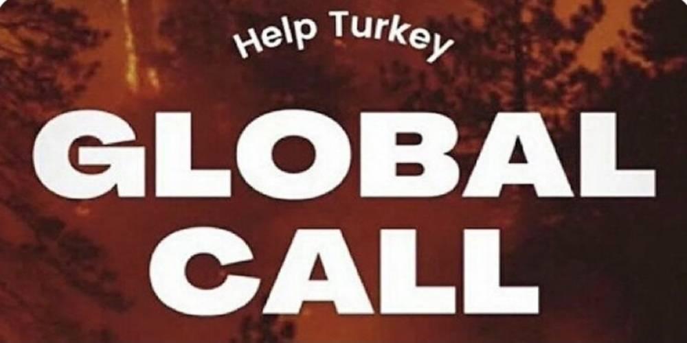 'Help Turkey' etiketiyle yapılan ve suç unsuru teşkil eden paylaşımlara ilişkin soruşturma başlatıldı