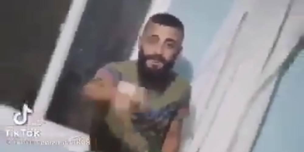 Sosyal medya üzerinden provokasyon yapan Suriyeli gözaltında