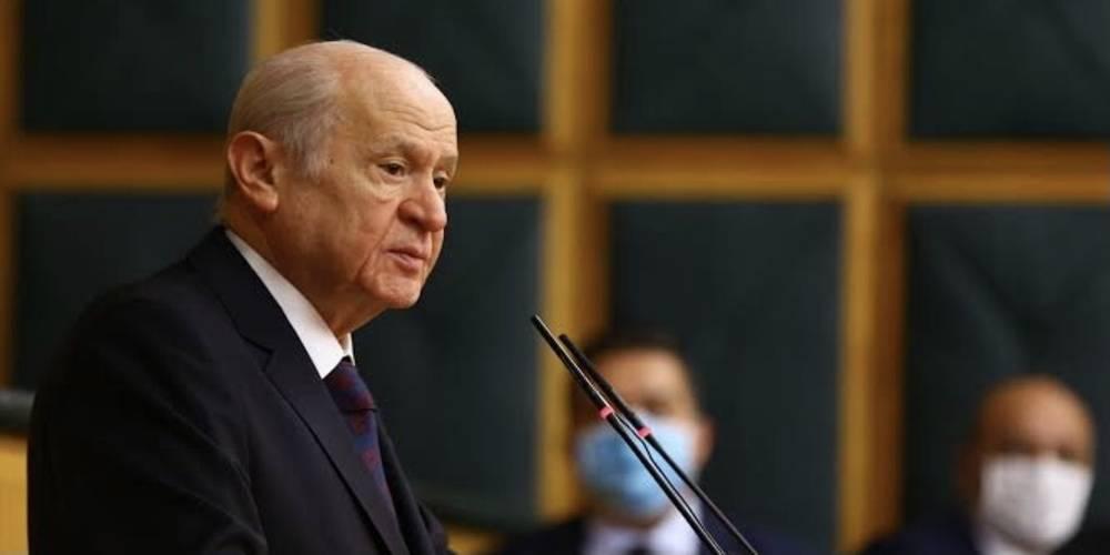 MHP Genel Başkanı Bahçeli: Kabil emniyetli değilse Ankara güvende olamaz