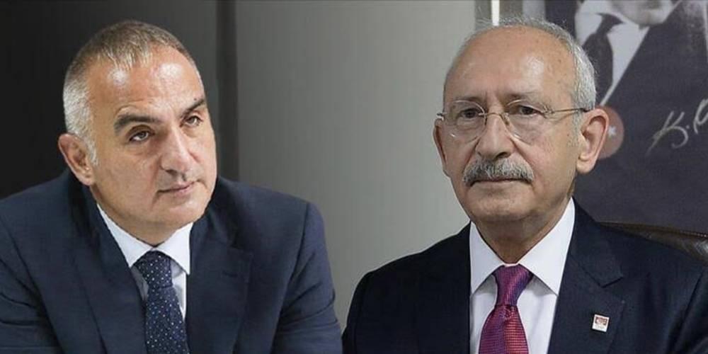 Bakan Ersoy'dan Kılıçdaroğlu'na tepki: Yanan orman arazilerinin yapılaşmaya açılması hukuken mümkün değil