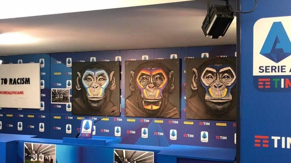 'Ayıbı daha büyük ayıpla örtmeye çalıştılar': Serie A yönetimi, ırkçılığı maymun resimleriyle önlemeye çalıştı