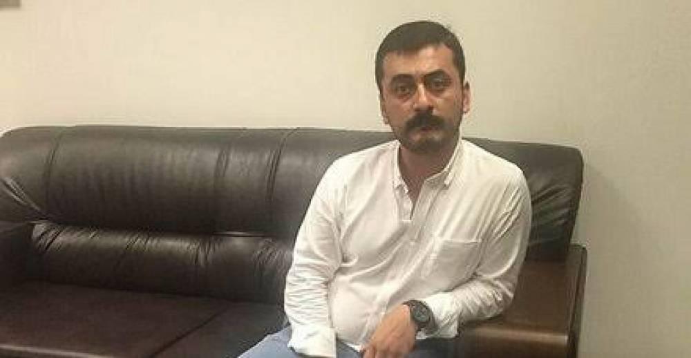 """Eren Erdem'in, """"AKP'nin memuru"""" dediği kişi,  """"fırıncı"""" çıktı"""