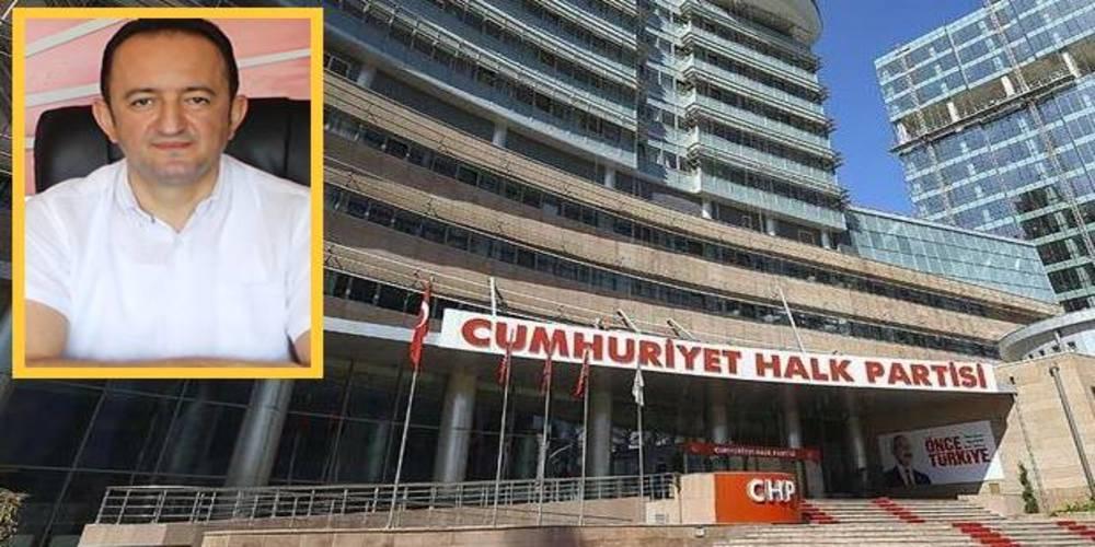 CHP Konya İl Başkanı Barış Bektaş hakkında taciz iddiası!