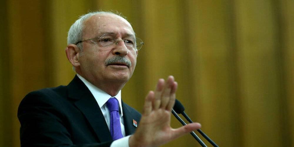 CHP Genel Başkanı Kemal Kılıçdaroğlu: Cumhurbaşkanlığı adaylığım gündemde değil