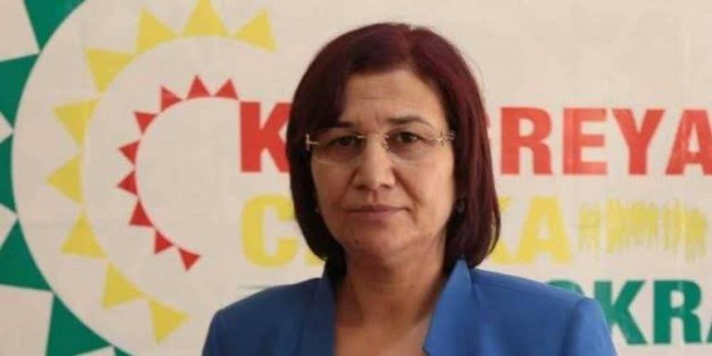 HDP'li Leyla Güven'in cezası belli oldu