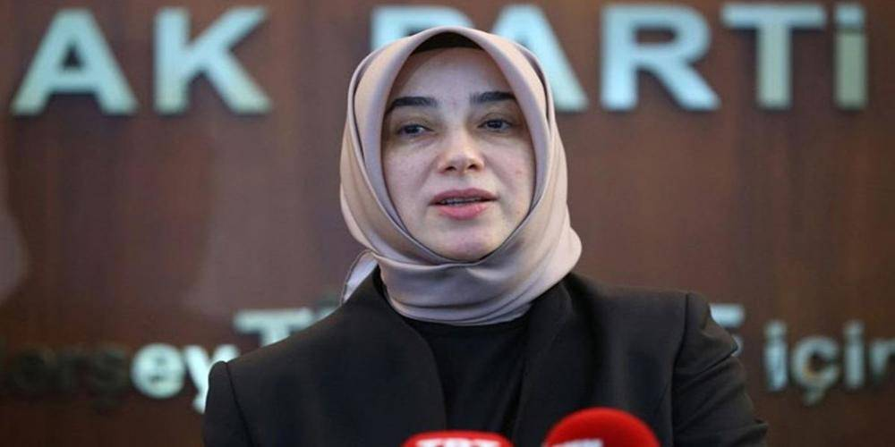 AK Parti Grup Başkanvekili Av. Özlem Zengin: Neden tecavüze sustun HDP? Neden tecavüze susanın sesi oldun Cumhuriyet gazetesi?