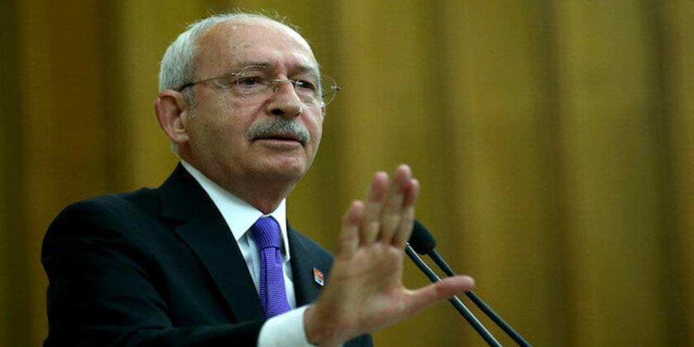 Kemal Kılıçdaroğlu grup toplantısında 1 saat konuştu: Taciz ve tecavüz iddialarıyla ilgili tek kelime söylemedi
