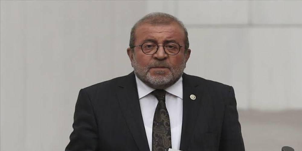 HDP'li vekil Kemal Bülbül, TBMM kürsüsünde PKK kurucusunu savundu