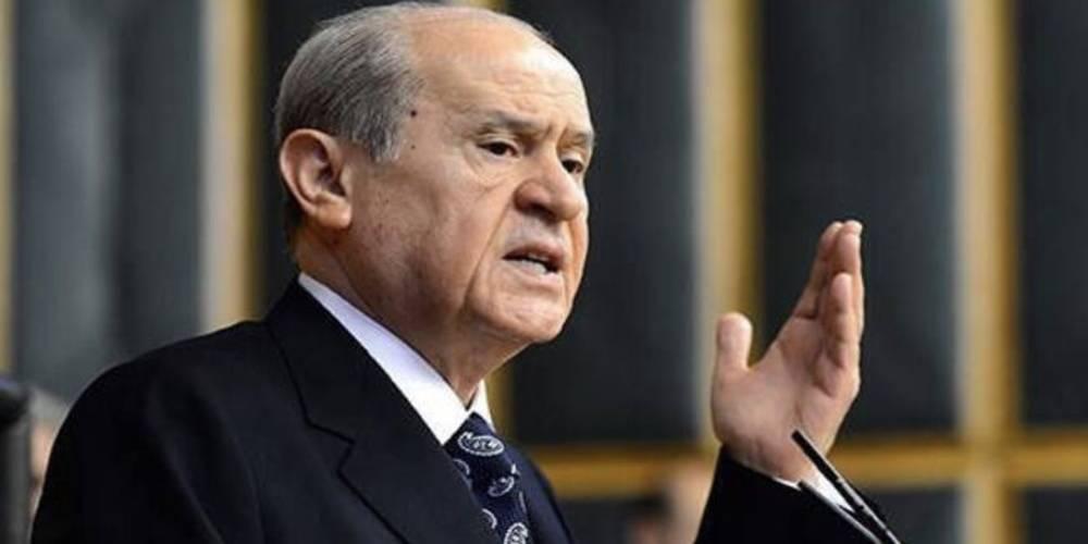Devlet Bahçeli'den sert sözler!  'HDP bir terör sorunudur'