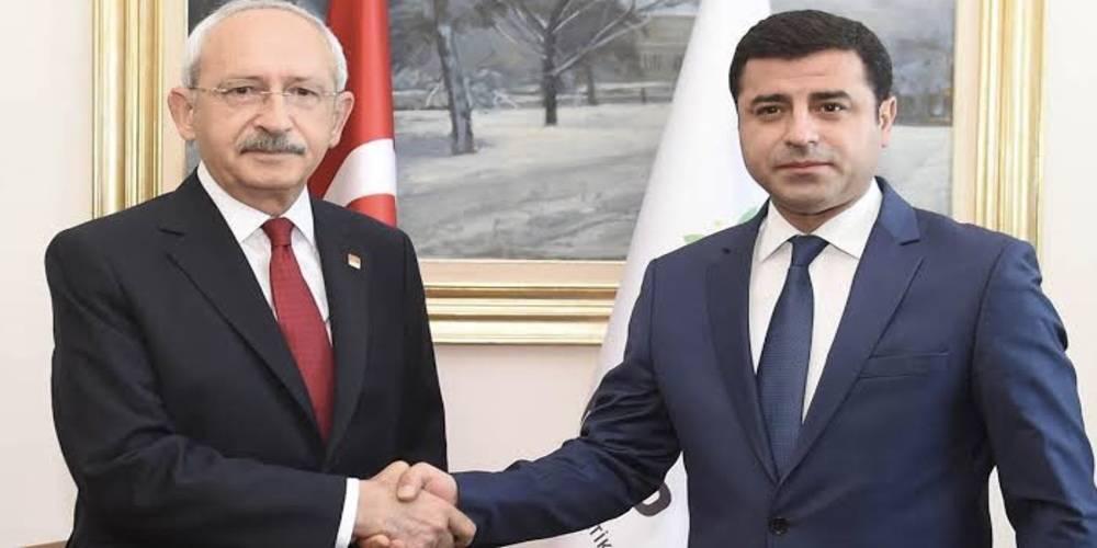 Kemal Kılıçdaroğlu, Selahattin Demirtaş için seferber oldu