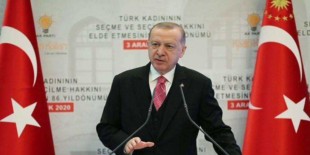 Erdoğan'dan CHP'ye: Tecavüzlere sessiz kalan zihniyetin kadın hakları konusunda söyleyecek hiçbir sözü olamaz