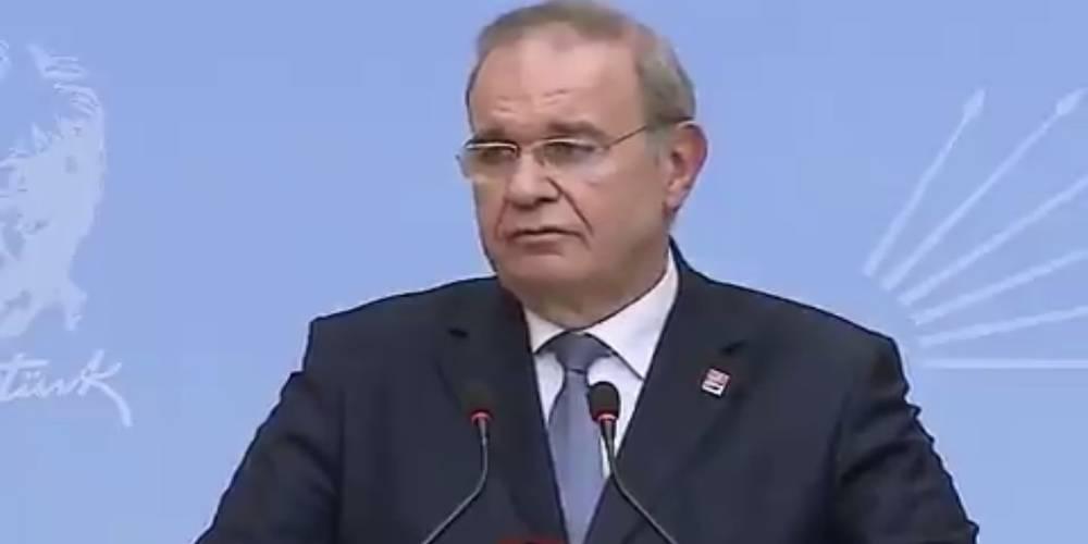 "CHP Sözcüsü Faik Öztrak ""Türkçe Kur-anlı sözde Şeb-i Arus"" soru karşısında zor anlar yaşadı"