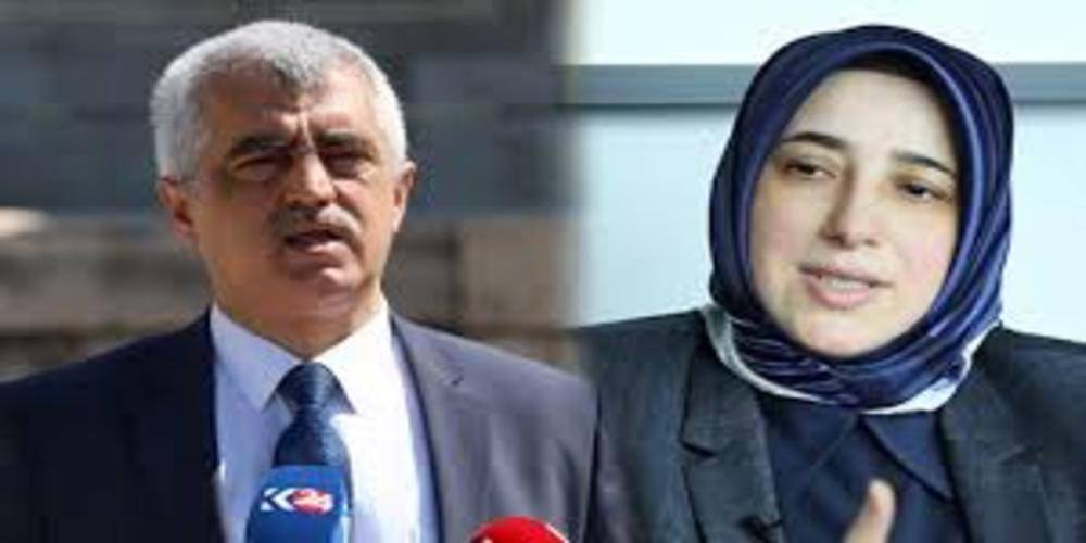 AK Parti Grup Başkanvekili Özlem Zengin: Ömer Faruk Gergerlioğlu Meclis'i terörize ediyor, Türkiye'de çıplak arama yok