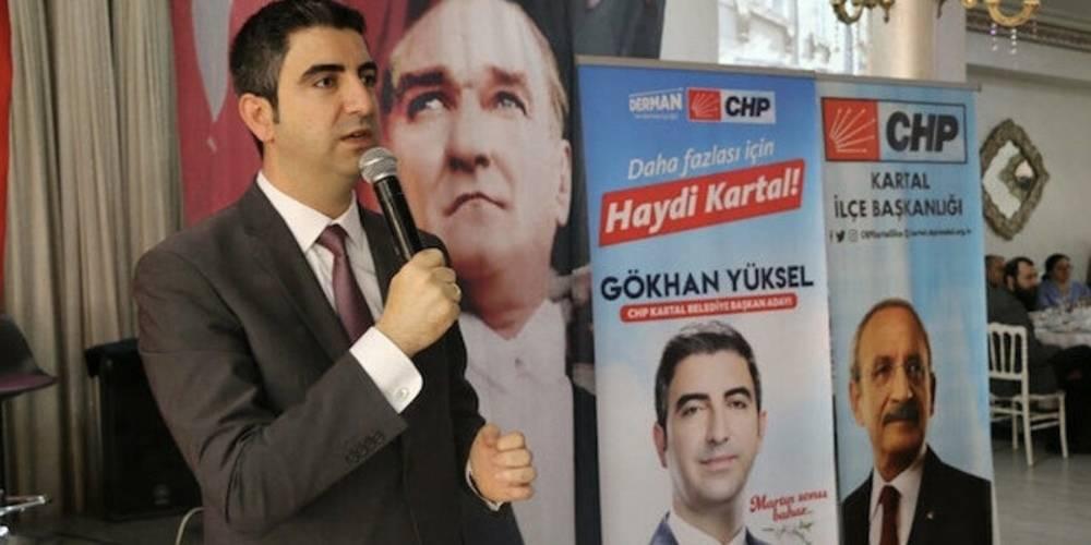 CHP'li Kartal Belediye Başkanı Yüksel'den 'taciz iddialarından haberim yoktu' açıklaması