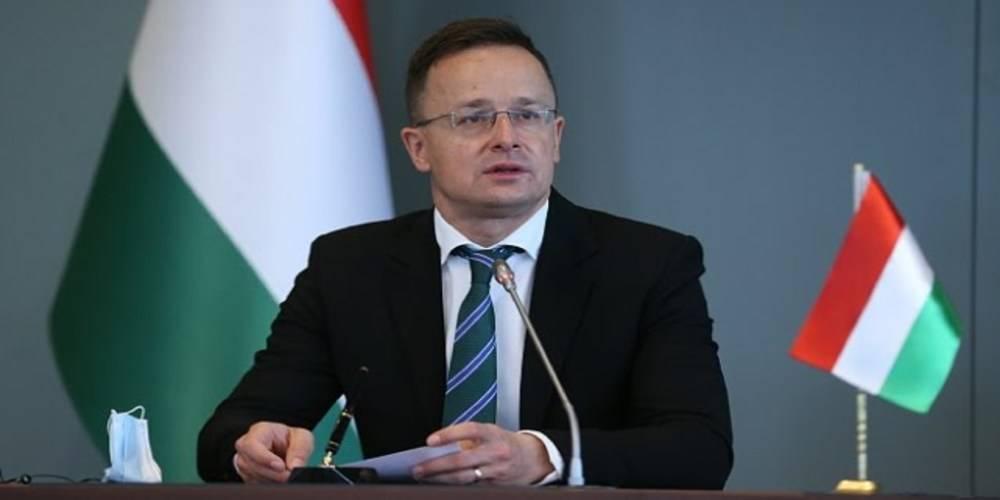 Macaristan Dışişleri Bakanı Peter Szijjarto: Avrupa'nın güvenliği önemli ölçüde Türkiye'nin elinde