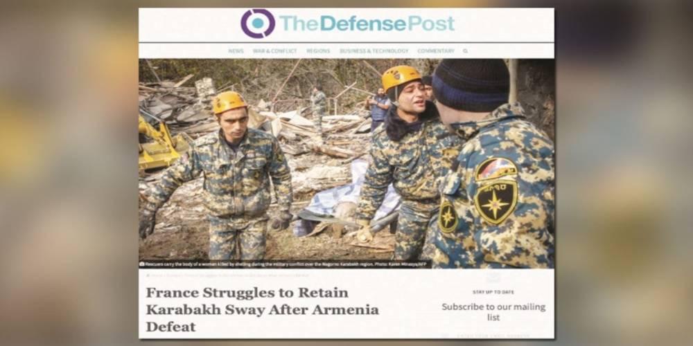 Amerikan savunma dergisi Defense Post: 'Türkiye, Fransa'yı oyun dışına çıkardı'