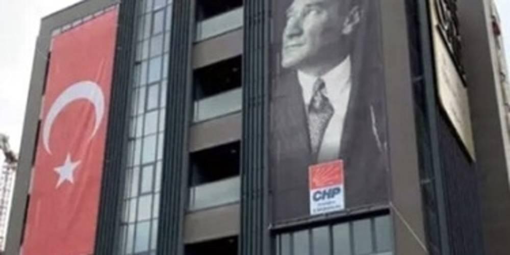 CHP İstanbul İl Başkanlığı'nda imar yönetmeliğine aykırı tadilat