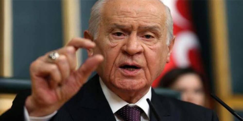 MHP Genel Başkanı Devlet Bahçeli: Türkiye kimden silah alıp almayacağını ona buna soracak değil