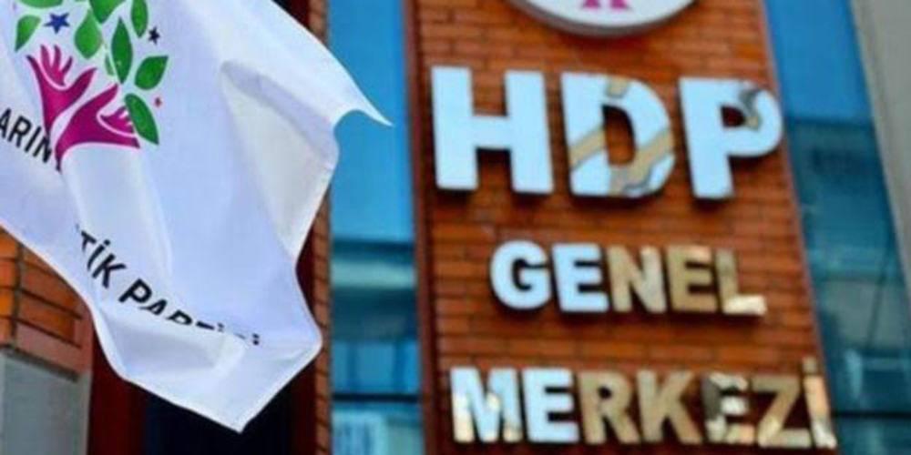 ABD'nin yaptırımları sonrası HDP'den skandal açıklama