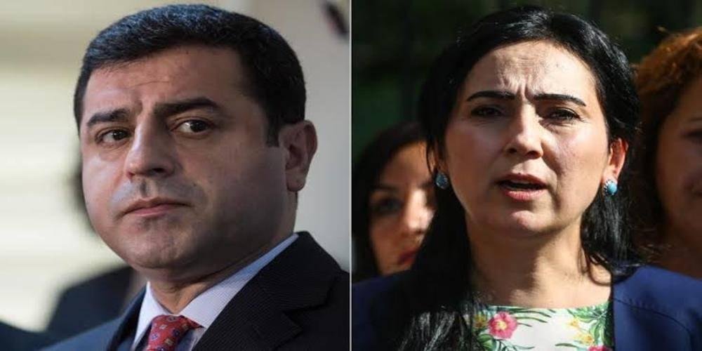 Figen Yüksekdağ ve Selahattin Demirtaş'ın da aralarında olduğu 26 kişi için tutukluluğa devam kararı