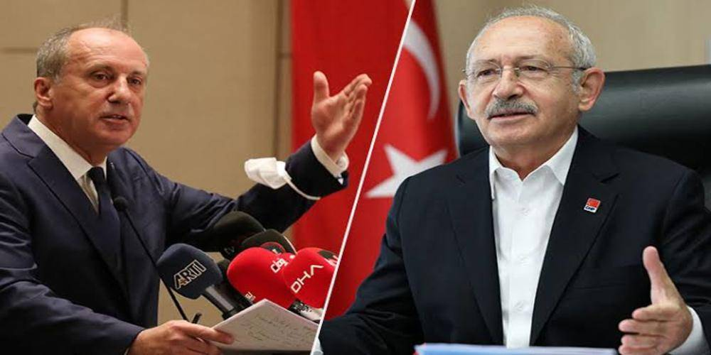 Muharrem İnce'den taciz ve tecavüz skandallarıyla çalkalanan CHP'ye sert sözler: Utanıyorum bunlardan