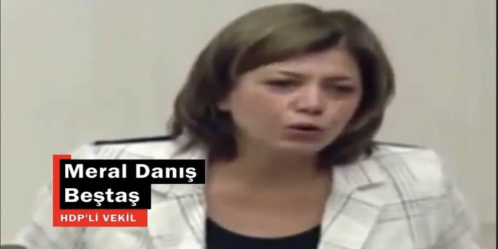 HDP'li Meral Danış Beştaş: PKK'lıların cenazesine katılıp acılarını paylaşmaya devam edeceğiz