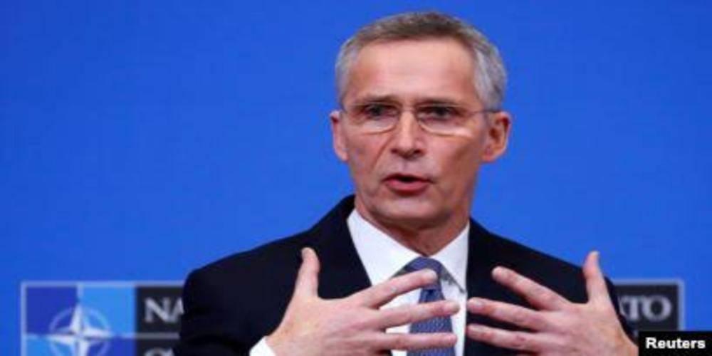 Stoltenberg: NATO üyesi ülkelerin birbirine yaptırım uygulaması üzücü